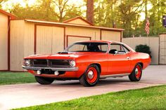 1970 Plymouth Hemi Cuda Mecum Auctions