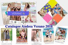 Sandalias Andrea, Catalogo Verano 2016 Moda Juvenil