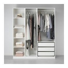 Ikea Pax Closet Marvelous Design by no means go out of types. Ikea Pax Closet Marvelous Design may be ornamented in several m Ikea Pax Wardrobe, Ikea Closet, Wardrobe Closet, Corner Wardrobe, Wardrobe Small Bedroom, Wardrobes For Small Bedrooms, Ikea Wardrobe Storage, Wardrobe Shelving, Closet Doors