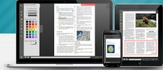 2 Interesting New PDF Tools for Teachers ~ Educational Technology and Mobile Learning