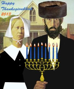 First day of Hanukkah + Thanksgiving = your new favorite holiday hybrid: Thanksgivukkah 2013