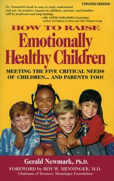 Raising Wise, Loving, Whole and Happy Children: The Emotionally Healthy Child. Three books you should read, by Lily Eskelsen García. #books