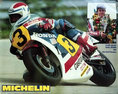 Freddie Spencer poster from '83