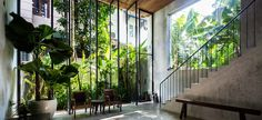 Dit rijtjeshuis in Ho Chi Minhstad is alles behalve standaard - Roomed