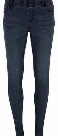 Dorothy Perkins Womens Indigo Vintage Wash Eden Jeggings- Blue These Eden jeggings come in a vintage-style indigo wash and an ultra-soft fabric that makes them really comfortable to wear. Inside leg measures 79 cm. 75% Cotton, 24% Polyester, 1% Elastane. Machine  http://www.comparestoreprices.co.uk//dorothy-perkins-womens-indigo-vintage-wash-eden-jeggings-blue.asp