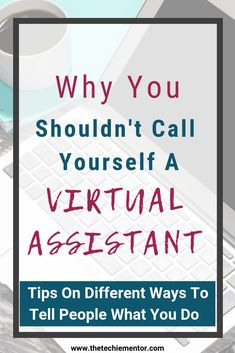 How to come up with a name for your Virtual Assistant business? First thing is don't call yourself a virtual assistant. You want to focus on the virtual assistant skills and service you provide and it may not be admin work. Click through to find out more. Work From Home Business, Work From Home Jobs, Business Tips, Online Business, How To Find Out, How To Become, Virtual Assistant Services, Business Entrepreneur, How To Introduce Yourself