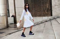 Juels of Rome's Updates: Paris Fashion Week Highlights & Street Style   @Fa...