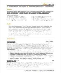 professional interior designer resume httpjobresumesamplecom579professional - Resume Designer
