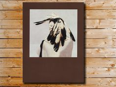 BUY 2 GET 1 FREE on all mini prints Native by KirbySattlerArt