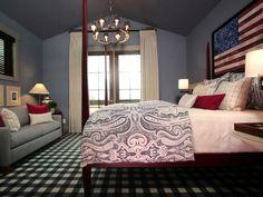 Nice HGTV Dream Home Americana Room