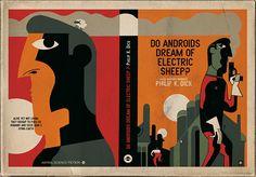 Joaquín Pertierra. Portada Do Androids Dream of Electric Sheep?. Astral Science Fiction. 1974