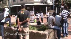 GOCC STREET PREACHING - THE TRUTH HITS ZIMBABWE