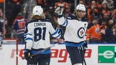Kyle Connor pots a pair to power Jets past Oilers and into wild card position 4 In A Row, Connor Mcdavid, Mike Smith, New York Islanders, Edmonton Oilers, Calgary, Jets, Pairs, Positivity