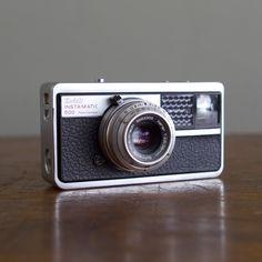 Kodak Instamatic 500 #vintage #camera