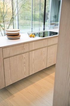 Eik Andante, Live Pure lakk, 2-sidig fas, børstet, 14mm Plank 138mm, 14x138x2200mm Credenza, Plank, Pure Products, Cabinet, Live, Storage, Furniture, Home Decor, Footlocker