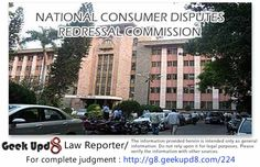 Respondent does not reside under the jurisdiction of the Consumer Forum and the cause of action also did not arise in its jurisdiction and hence the District Consumer Forum did not have jurisdiction to deal with the complaint | Geek Upd8