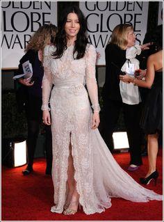 Golden Globes 2012 Elie Saab Couture