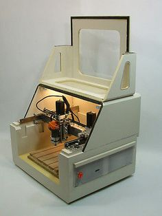 PLANS to build CNC 3 axis router table, milling machine, engraver. PDF download.