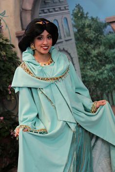 Princess Jasmine - I could do this! MUCH more modest!
