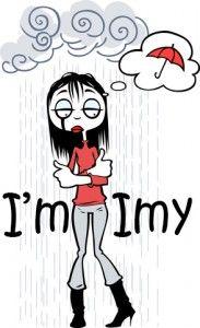 Imy Sfitta, questa è lei, la Loser, la perdente d'eccezione, la ragazza sfigata cui va tutto male #loser #perdente #imysfitta Disney Characters, Fictional Characters, Fantasy Characters
