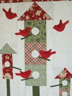 Aunt Reen's Place: A new Christmas Quilt
