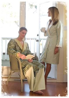 4d6ebe0982 bathrobe pattern by Favorite Things -- snuggly robe is a MUST each winter.