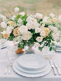 This table is oh-so-lovely: http://www.stylemepretty.com/2015/06/10/romantic-ethereal-wedding-inspiration/ | Photography: Carmen Santorelli - http://carmensantorellistudio.com/
