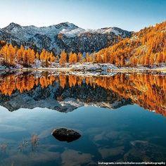 Reposting @egtours: The Adamello Brenta Nature Park in #Trentino is the largest protected area of this mountainous region  #italy #naturephotography #italian #italia #bucketlist #ski #skiing #snow #snowboarding #egtgolftour #wine #mondaymotivation #travel #travelphotography