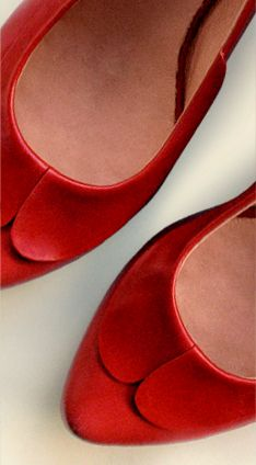 red shoes by liebling