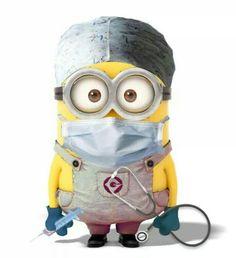 Minion Ebola M.D.