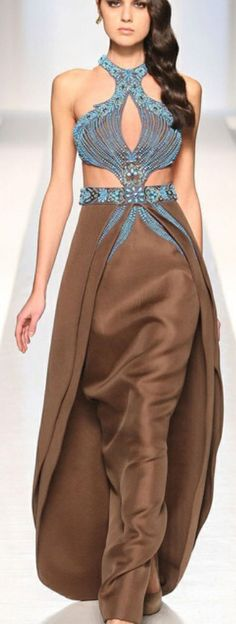 Fausto Sarli (wow! wish I could wear that!)