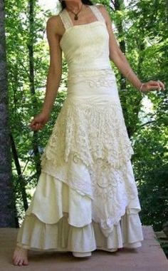 31 Trendy Ideas Wedding Dresses Corset Back Shops 31 Trendy Ideas Wedding Dresses Corset Back Shops Look Hippie Chic, Look Boho, Gypsy Style, Boho Gypsy, Bohemian Style, Boho Chic, Boho Outfits, Vintage Outfits, Dress Skirt