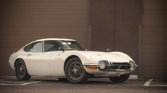 Toyota 2000GT - Photography by Otis Blank for Petrolicious