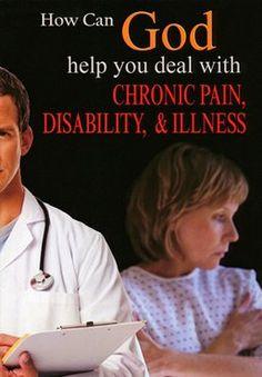 How Can God Help you deal with chronic pain, disability, and illness.  DVD by Joni Eareckson Tada