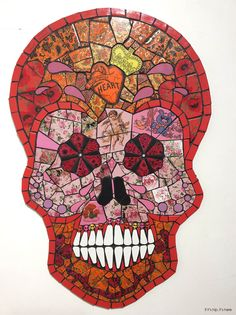 Blood Purifier -mosaic by carrie reichardt