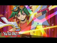 "Yu-Gi-Oh! ARC-V Season 1 Opening Theme ""Can you Feel the Power"" (English) - YouTube"