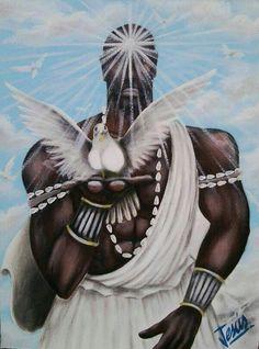 Obatala by Jesus Miguel Quintana❤