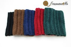Boot Cuffs/Crochet by Francesca4me on Etsy