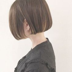 32 Layered Bob Hairstyles : Add These Hot Layers to Your Haircut Now - Style My Hairs Bob Haircut For Fine Hair, Haircuts Straight Hair, Layered Bob Hairstyles, Weave Hairstyles, Pretty Hairstyles, Long To Short Hair, Girl Short Hair, Shot Hair Styles, Long Hair Styles