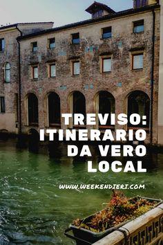 Tra i luoghi da visitare in Veneto non può certo mancare Treviso. Vuoi visitare questa città da vero local? In questo articolo ti racconto quali sono i posti da non perdere se visiti Treviso in un weekend.  Luoghi storici e posti dove mangiare consigliati da un'abitante della città. #treviso #cosavedereatreviso #luoghidavisitareveneto #trevisocosavedere @iweekendieri