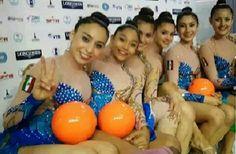México, clasifica al Mundial de Gimnasia Rítmica rumbo a JO Río 2016 ~ Ags Sports
