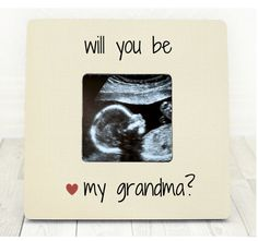 Expectant Mother Pregnancy Announcement for by BrandonScottAD