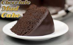 Easy Chocolate Mud Cake Recipe ! - Super Fudge Cake recipe