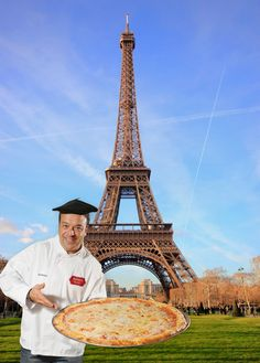 Bonjour, Paris! Chef Anthony is in France serving up his international franchise opportunity at Franchise Expo​ Paris!  http://nypizzeria.com/franchise/