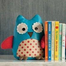 Boekensteun voor de kinderboekjes