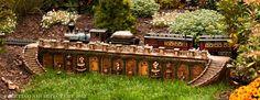 Longwood Gardens Miniature Train Garden   7