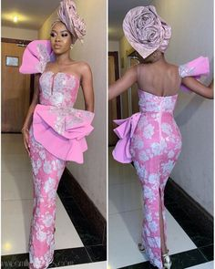 Nigerian Lace Styles, African Lace Styles, African Lace Dresses, African Fashion Dresses, Ankara Styles, Lace Styles For Wedding, Lace Dress Styles, Most Beautiful Dresses, African Print Fashion