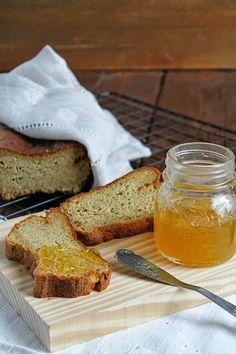 gluten free flaxmeal bread