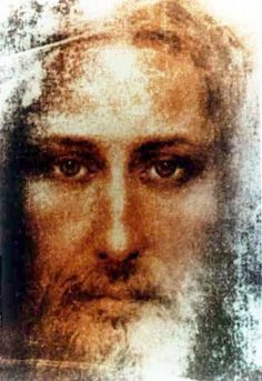 Face of Jesus based on the Shroud of Turin