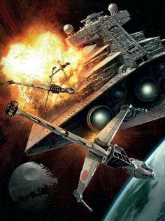 Star Wars B-Wings